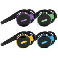 China Noise Cancelling Wireless Stereo Bluetooth Sport Headphone With Recording FM Radio on sale