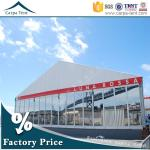 30mX50m Exhibition Tents Custom Canopy Tents UV - Resistant For Display Show