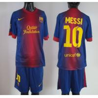 2012 club football jersey barcelona messi