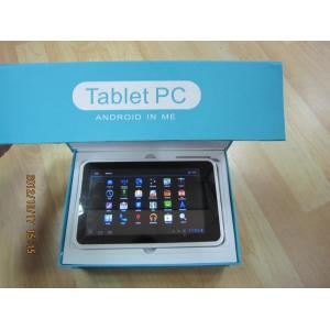 China Hot Selling 7 inch Tablet Android Softwares Phone ePad with Built in 3G and GPS on sale