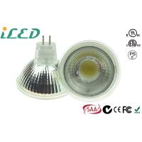 COB Glass Spotlight GU5.3 Led Light Bulbs Mr16 Dimmable 5W 12Volt