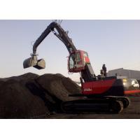 Jonyang JY640 Excavator Arm Parts 2 Cum Shell Bucket Handling Boom Arm High Volume