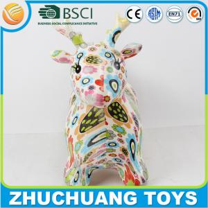 China inflatable animal deer film color water transfer on sale