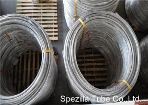 China ASTM A249 TP304 Tig Welding Stainless Steel Pipe Coiled Steel Tubing on sale