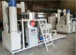 NRY series black waste used engine oil motor oil to yellow base oil recycling plant without adding sulfuric acid