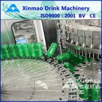 3 in 1 CIP System Liquid Filling Equipment / Machinery For Glass Bottle