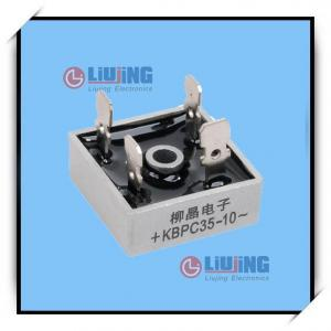 China Single Phase Bridge Diode Bridge Rectifier ( KBPC3510 KBPC5010) on sale
