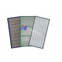 Replacement Composite Shale Shaker Screen For King Cobra With Two Or Three 304 Stainless Steel Wire Cloth Lay
