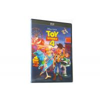 China TOY STORY 4 DVD 2019 Disney Movie Comedy Adventure Series Animation DVD For Family kids on sale