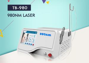 China Portable Spider Vein Removal Machine Vascular Removal 980nm Medical Diode Laser on sale