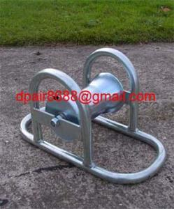 China Cable Guide And Roller Stand on sale