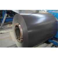 Anti - Oxidation Prepainted Aluminium Coil Impact Resistance For Garage Door