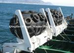 Two Year Warranty High Reliability Inflatable Floating Rubber Fender with Fender Davit on Sale