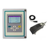 China RS485 Modbus IP68 Doppler Flow Meter With Bi-directional on sale