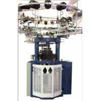 China High Stability Double Jersey Circular Knitting Machine For Warm Pantyhose on sale