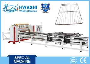 China Automatic Wire Mesh Multi Point Spot Welding Machine for Refrigerator Shelves Rack on sale