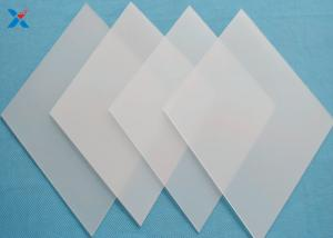 PS Diffuser Sheet LGP Led Light Guide Panel Milky White Round