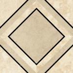 Turkish White Aran Cream Beige Marble Flooring Natural Marble Tile High quality waterjet nice