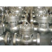 API standard cast steel swing check valve with eye bolt Class 150LBS -900LBS