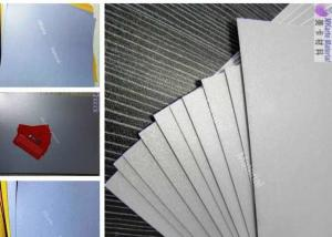China Sliver Printed PVC Sheet A4 A3 For Advertising Printing And Display PVC Card Material on sale