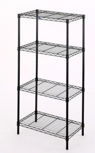 China NSF Racking Household Shelf Chrome Wire Mobile Shelving supplier