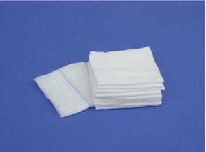 China CE & ISO Approved Surgical Dressing Gauze Swab Non Sterile on sale