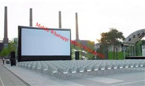 China inflatable movie screen for sale inflatable movie screen outdoor movie screen on sale