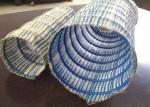 Composite Flexible Permeable Hose Soft , Penetrated Permeable Pipe With Iron Wire