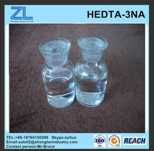 China HEDTA-3NA liquid for electroplate on sale