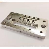 Clear Anodizing Surface Short Run Custom CNC Machining 0.003mm Tolerance