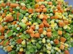 IQF Individually Quick Frozen Mixed Vegetables OEM Service Available