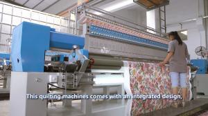 China Machine de broderie automatisée par tête multi avec le bas fil cassant le taux on sale