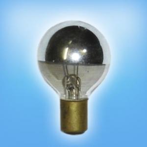 China Han-016164 24V 25W BA15D WY Shadowless Lamp 1/2 Silver DCB supplier