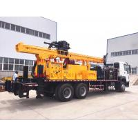 JKCS600 Hydraulic water well drilling machine with air compressor