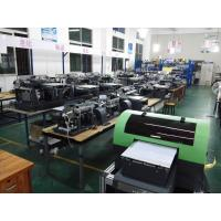 Photo Case Screen Desktop UV Flatbed Printer Industrial Flat Bed Printing Press Equipments