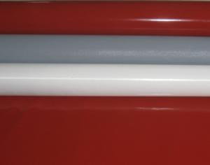 China Manufacturer price Silicone coated Glassfiber farbics insulation fire resistant silicone rubber sheet on sale