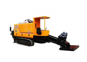China Underground Pipe Laying Machine For Directional Boring Equipment With Mud Pump System on sale
