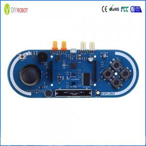 China Rocker Game Programming Board for Arduino Esplora ATMEGA32U4 Module Smart Electronics on sale