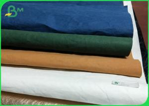 China Double Side Plicated Tear Resistant Paper For Plant Bag & Jeans Labels on sale