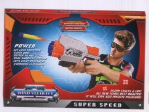China Soft bullet gun on sale
