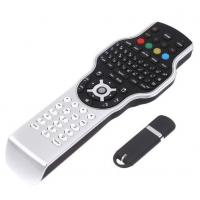 China 2.4G wireless keyboard mouse for Set top box with IR learning on sale