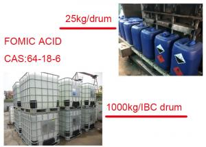China Raw Material Formic Acid Acetic Acid on sale