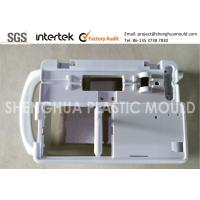 Portable Medical Device Plastic Housing with Brass Metal Screw Inserts Injection Molding