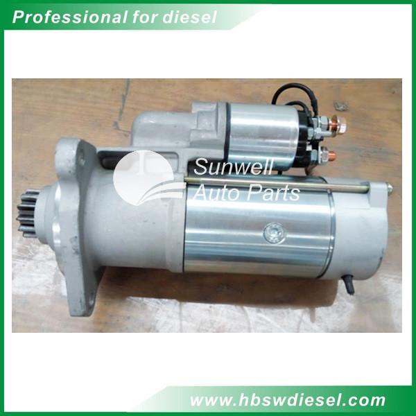 DAF truck XF105 engine starter 0986022260 / 0001261044 for