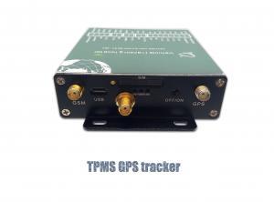 China AVL GPRS / GSM / SMS car locator gps tracking OBD Module TPMS Anti Theft on sale