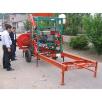 China Portable sawmill MJ1000 on sale