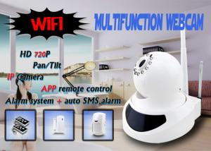 China APP High Definition IP Camera Burglar Wifi Security Alarm System auto SMS alarm on sale