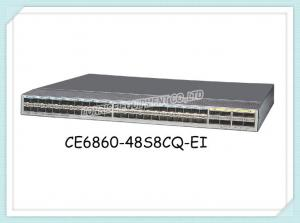 China CE6860-48S8CQ-EI Huawei Network Switch 48-Port 25GE SFP28,8*100GE QSFP28,Without Fan and Power Module on sale
