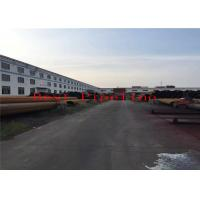 API 5L X42 LSAW Steel Pipe Sch40s - Sch80s Hot Rolled 6m -12m Boiler Tube