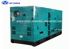 Standby Power 132kW Yuchai Diesel Generator Set , Soundproof 1800